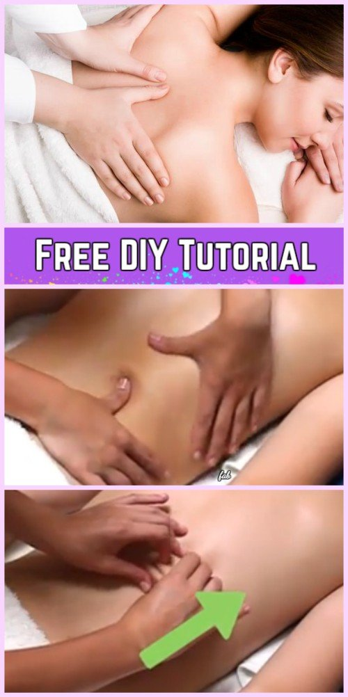 How to Back Massage Like A Therapist At Home