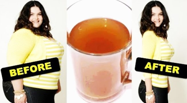 Simple 2 Ingredients Drink Recipe to Lose Weight In A Week - Video