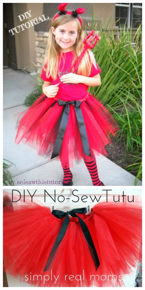 Diy No Sew Tutu Skirt Ideas To Dress Up Your Princess