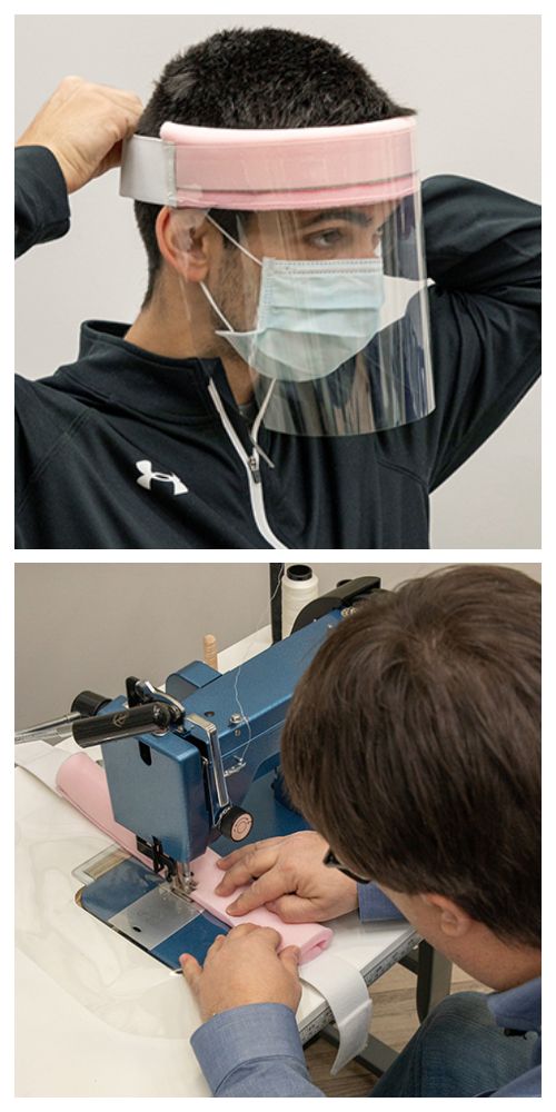 Low Cost Face Shield & Mask DIY Tutorial