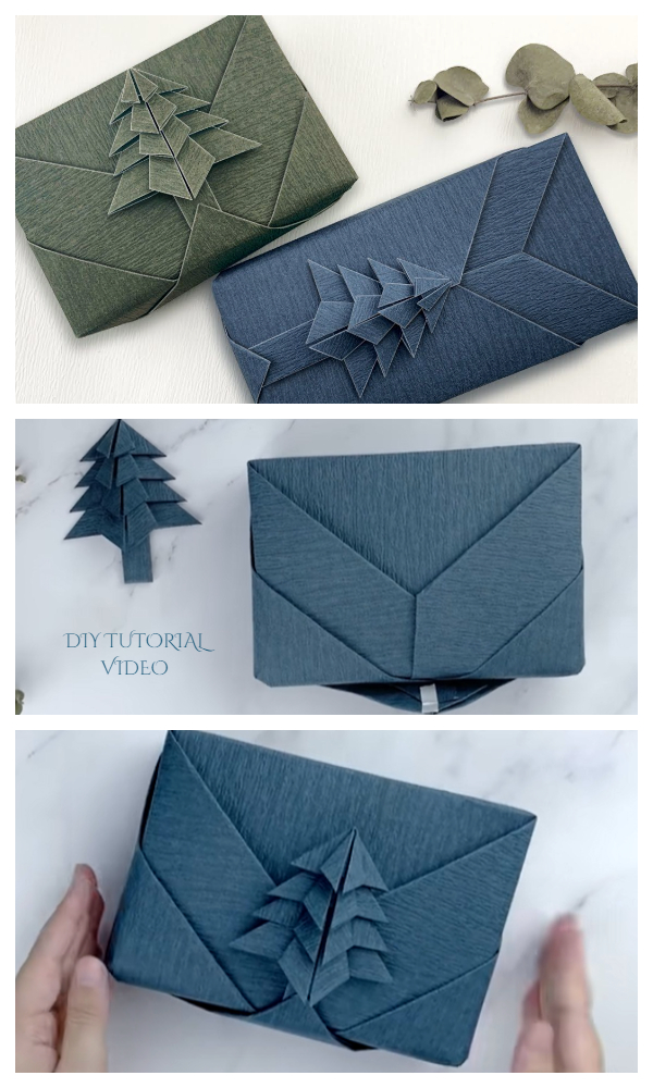 The Coolest Christmas Wrapping DIY Tutorial + Video